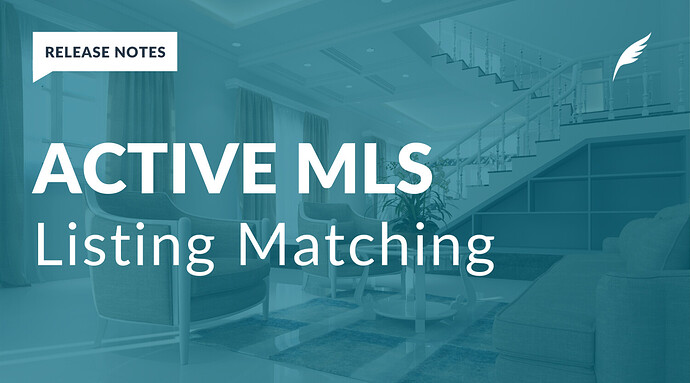 Active-MLS-Listing-Matching